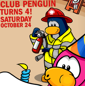 Club Penguins 4th Ana. Party3