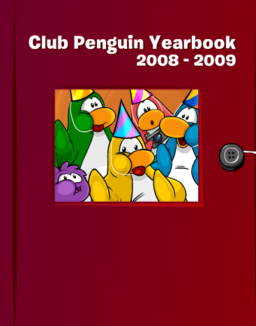 Club Penguins 4th yearbook