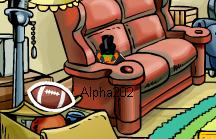 New Football pin