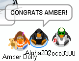 Amber Dolly won